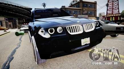 BMW X3 2.5Ti 2009 para GTA 4