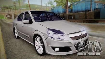 Opel Astra Sedan 2008 para GTA San Andreas