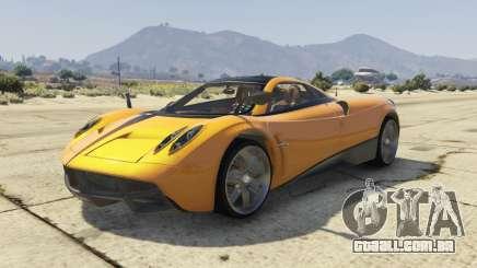 Pagani Huayra 2012 para GTA 5