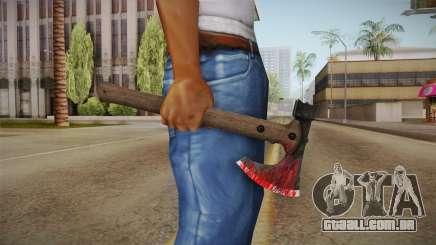 Bikers DLC Battle Axe v3 para GTA San Andreas