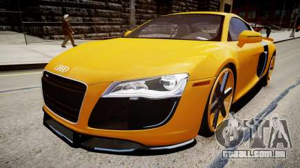 Audi R8 PPI Threep Edition para GTA 4
