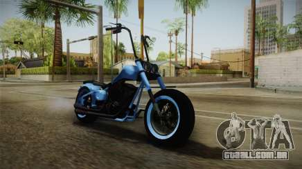 GTA 5 Western Zombie para GTA San Andreas