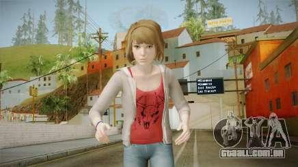 Life Is Strange - Max Caulfield Red Shirt v2 para GTA San Andreas