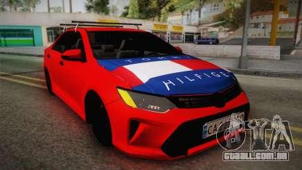 Toyota Camry 2016 para GTA San Andreas
