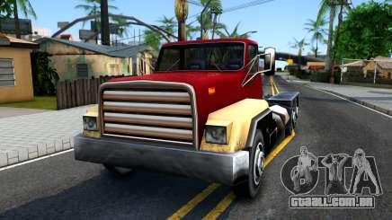 Cement Truck para GTA San Andreas
