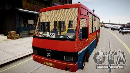 BAZ Etalon Indonésia para GTA 4