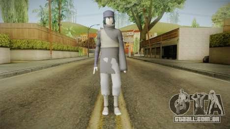 NUNS4 - Sasuke The Last No Cloak para GTA San Andreas