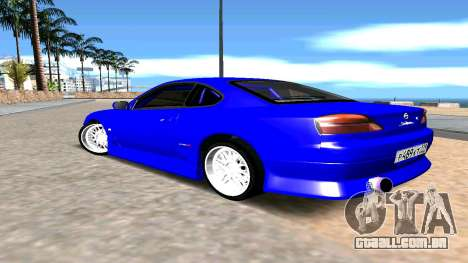 Nissan Silvia S15 para GTA San Andreas