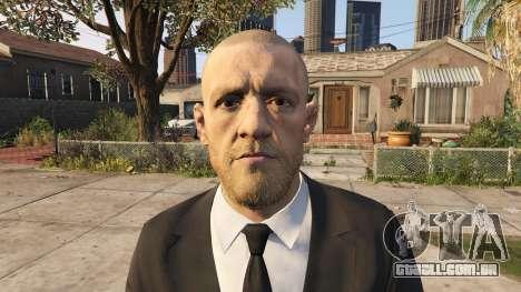 Conor Notorious McGregor para GTA 5