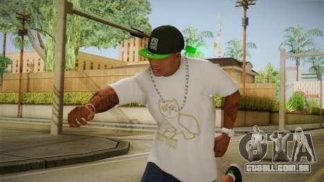 Franklin Ovoxo para GTA San Andreas