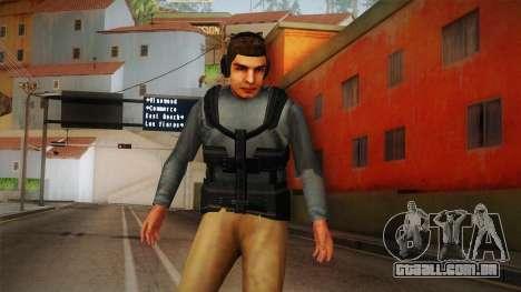 PES2016 - NPC Cameraman para GTA San Andreas