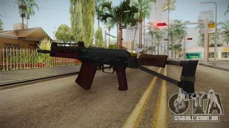 Saiga-12 para GTA San Andreas