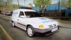 Opel Astra F Van Ambulância