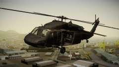 CoD 4: MW - UH-60 Blackhawk US Army Remastered para GTA San Andreas