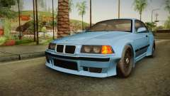 BMW M3 E36 Pandem Kit para GTA San Andreas