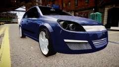 Opel Astra 1.9 TDI para GTA 4