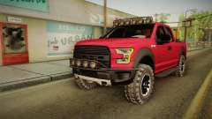 Ford F-150 Raptor 2017 Beta