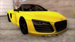 Audi R8 Spyder 5.2 V10 Plus