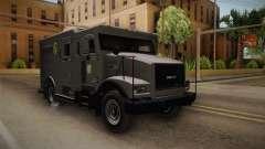 GTA 5 Brute Stockade