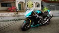 Aprilia RSV-4 Blue Edition para GTA San Andreas