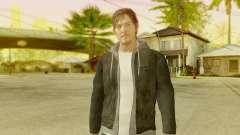 PS4 Norman Reedus para GTA San Andreas