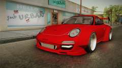 Porsche 911 Sport Classic Tuned para GTA San Andreas
