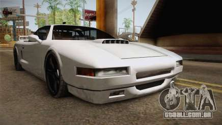 Modified Infernus para GTA San Andreas