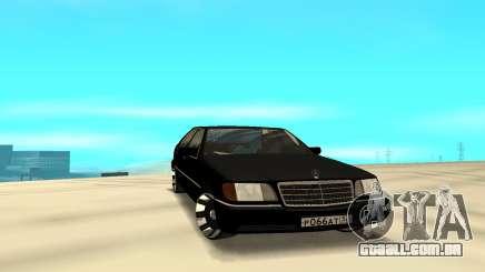 Mercedes-Benz 500SE W140 para GTA San Andreas