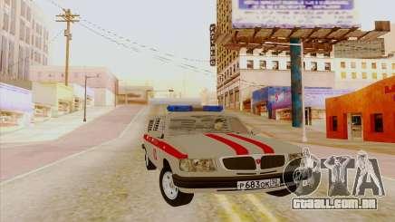 Volga 3110 para GTA San Andreas