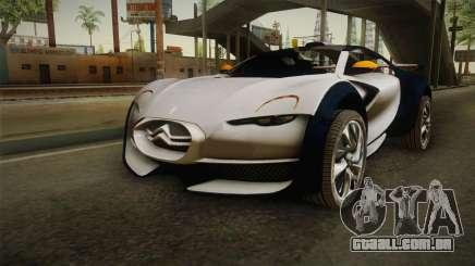 Citroën Survolt v2 Brilhante para GTA San Andreas