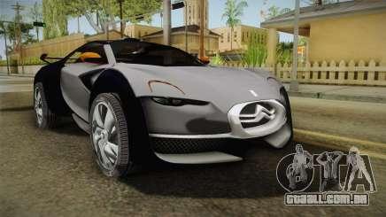 Citroën Survolt v2 Transmissões para GTA San Andreas