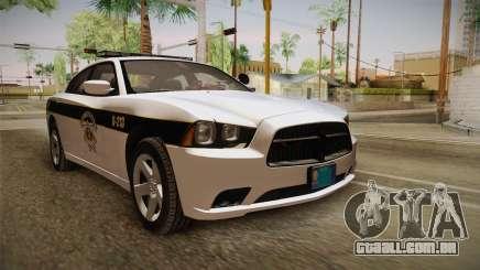 Dodge Charger 2013 SA Highway Patrol v1 para GTA San Andreas