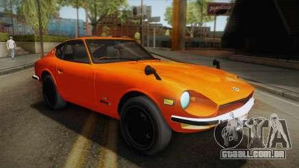 Nissan Fairlady Z 432 1969 para GTA San Andreas