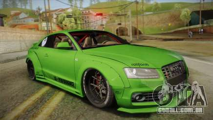 Audi S5 Liberty Walk LB-Works para GTA San Andreas