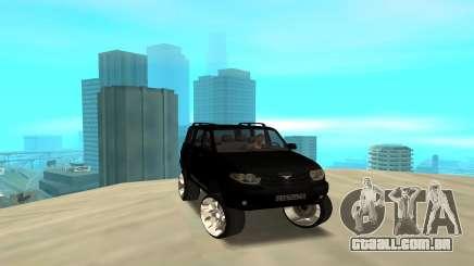 UAZ Patriota 2014 para GTA San Andreas