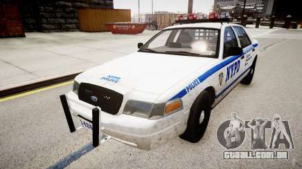 Ford Crown Victoria Police In 2009 para GTA 4