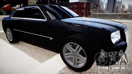 Chrysler 300C v1.3 para GTA 4