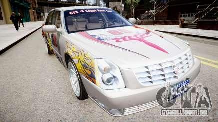 Cadillac CTS-V Coupe para GTA 4