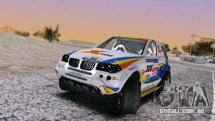 BMW X3 CC X-Raid para GTA San Andreas
