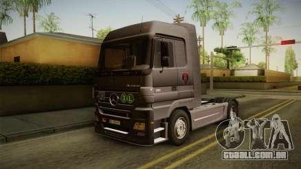 Mercedes-Benz Actros para GTA San Andreas
