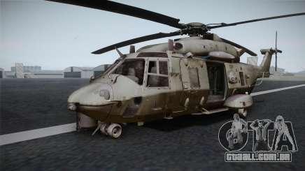 CoD: Ghosts - NH90 para GTA San Andreas