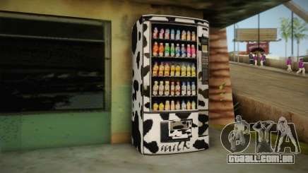Milk Vending Machine para GTA San Andreas