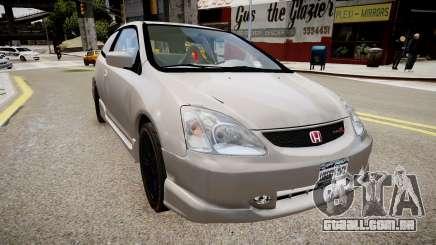 Honda Civic TypeR 2002 para GTA 4