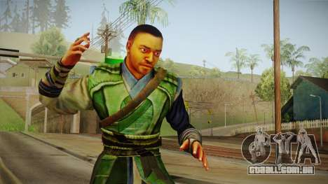 Doctor Strange Movie - Baron Mordo para GTA San Andreas