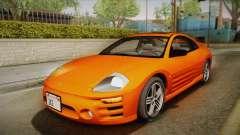 Mitsubishi Eclipse GTS Mk.III 2003 IVF