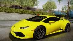 Lamborghini Huracan FBI 2014