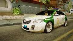 Opel Insignia Da Guardia Civil Tráfego