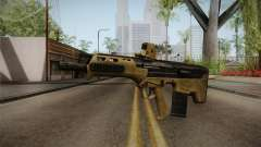 DesertTech Weapon 2 para GTA San Andreas