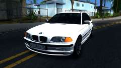 BMW E46 para GTA San Andreas