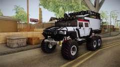 Hummer H1 Monster para GTA San Andreas